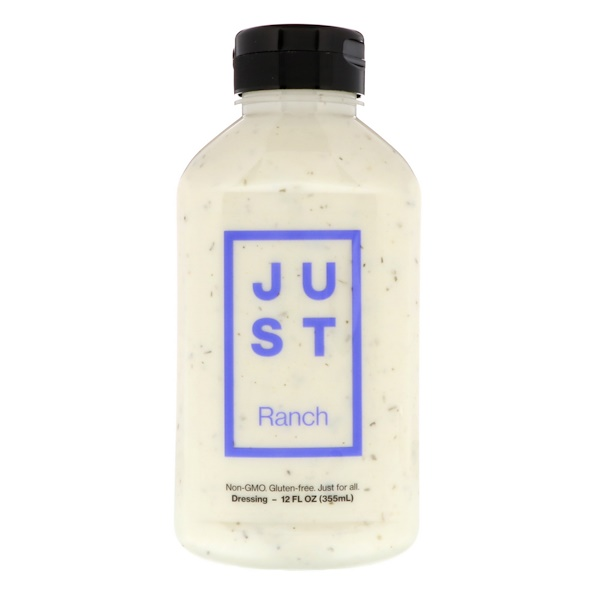Just Mayo, Just Ranch, 12 fl oz (355 ml) (Discontinued Item)