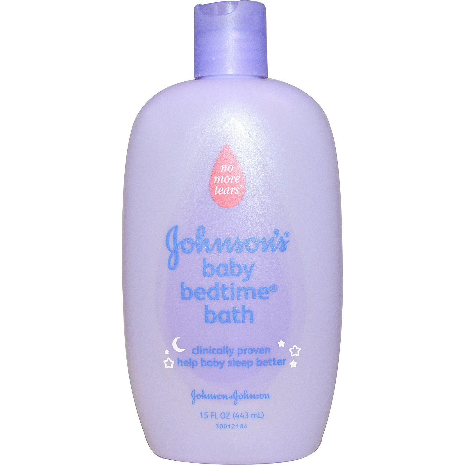 Johnson\'s, Baby Bedtime Bath, 15 fl oz (443 ml) - iHerb.com