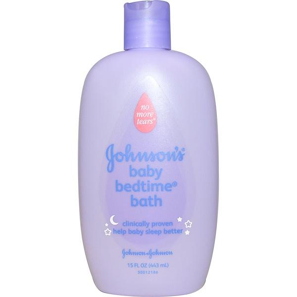 Johnson's, Детские ванны перед сном, 443 мл (15 жидких унций) (Discontinued Item)