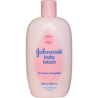 Johnson's, Baby Lotion, 15 fl oz (443 ml)