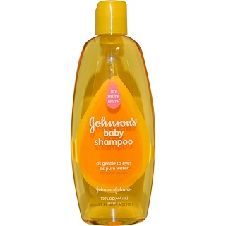 Johnson's, Baby Shampoo, 15 fl oz (444 ml)