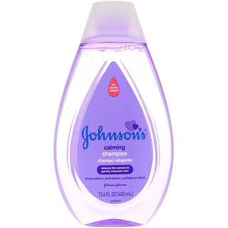 Johnson's, Calming Shampoo, 13.6 fl oz (400 ml)