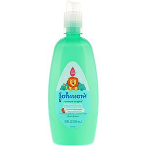 Джонсонс Бэйби, No More Tangles, Detangling Spray, 10 fl oz (295 ml) отзывы