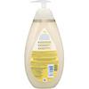 Johnson's Baby, Skin Nourish, Shea & Cocoa Butter Wash, 16.9 fl oz (500 ml)