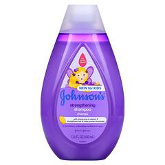 Johnson's Baby, 兒童,強韌洗發水,13.6 液量盎司(400 毫升)