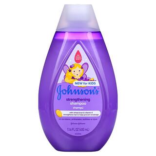 Johnson's Baby, Kids, Strengthening Shampoo, 13.6 fl oz (400 ml)