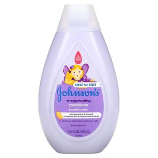 Johnson's Baby, Kids, Strengthening Conditioner, 13.6 fl oz (400 ml)