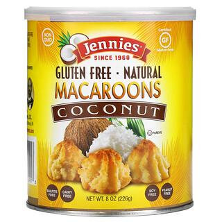 Jennies Macaroons, حلويات بجوز الهند، 8 أوقية (226 جم)