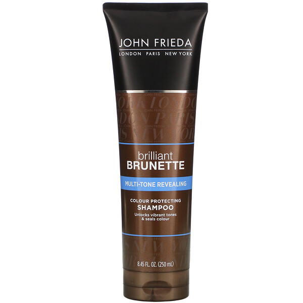 Brilliant Brunette, Multi-Tone Revealing, Colour Protecting Shampoo, 8.45 fl oz (250 ml)