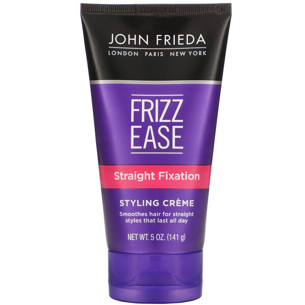 Frizz Ease, Straight Fixation, Styling Creme, 5 oz (141 g)