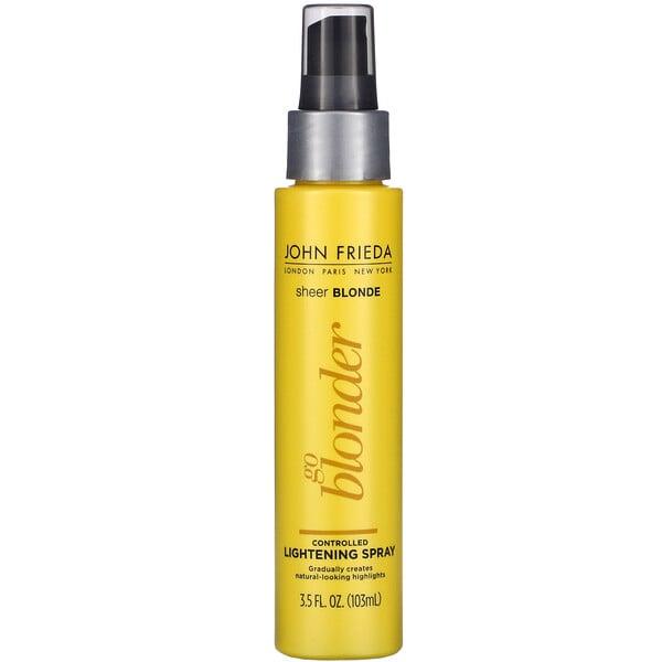 Sheer Blonde, Go Blonder, Controlled Lightening Spray, 3.5 fl oz (103 ml)