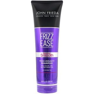 John Frieda, Шампунь для стойкого выпрямления Frizz Ease, Beyond Smooth, Frizz-Immunity, 250мл