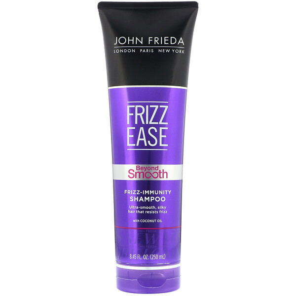 FrizzEase, BeyondSmooth, Champú antifrizz Frizz-Immunity, 250ml (8,45oz.líq.)