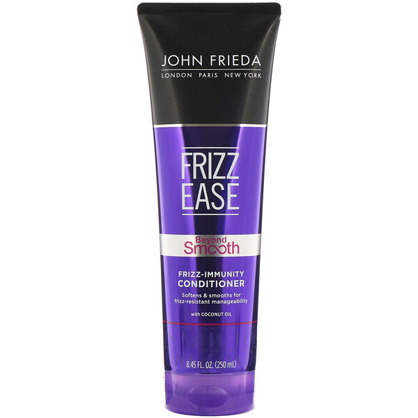 Soin démêlant anti-frisottis, Frizz Ease, Beyond Smooth, 250 ml