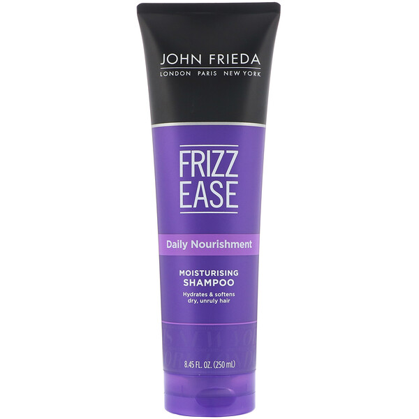 Frizz Ease, Daily Nourishment Shampoo, 8.45 fl oz (250 ml)