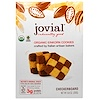 Jovial, Organic Einkorn Cookies, Checkerboard, 8.8 oz (250 g)