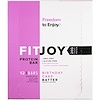 FITJOY, Protein Bar, Birthday Cake Batter, 12 Bars, 2.11 oz (60 g) Each