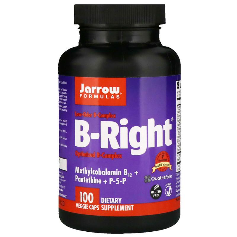 B-Right, 100 Veggie Caps