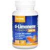 Jarrow Formulas, d-лимонен, 1000мг, 60мягких таблеток