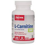 Отзывы о Jarrow Formulas, L-карнитин 500, 50 капсул