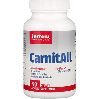 Jarrow Formulas, CarnitAll、90カプセル