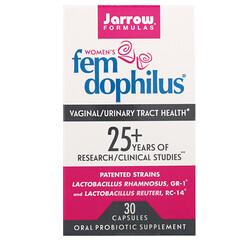 Jarrow Formulas, 女性 Fem Dophilus,30 粒膠囊
