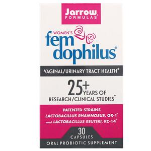 джэрроу формулас, Women's Fem Dophilus, 30 Capsules отзывы