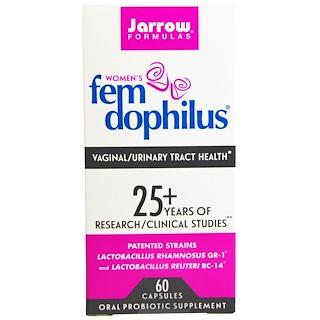 Jarrow Formulas, Women's FemDophilus, 60 Capsules