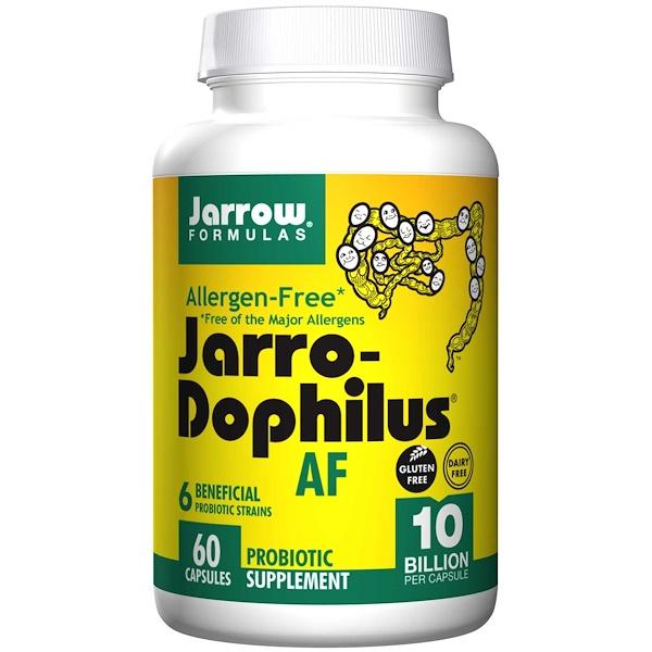 Jarrow Formulas, Jarro-Dophilus AF, 60 Capsules (Ice)  (Discontinued Item)