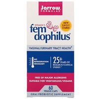 Fem Dophilus для женщин, 60 растительных капсул - фото
