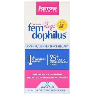 Jarrow Formulas, Women's Fem Dophilus, 60 Veggie Caps
