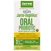 Jarrow Formulas, Jarro-Dophilus Oral Probiotic, 1 Billion, Natural Green Apple Flavor, 30 Lozenges