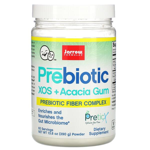 Jarrow Formulas, Prebiotic XOS + Acacia Gum, 13.8 oz (390 g)