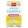 Jarrow Formulas, Jarro-Dophilus, Prenatal, 6 Billion, 30 Veggie Caps
