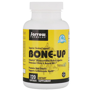 Jarrow Formulas, Bone-Up, 120 Capsules