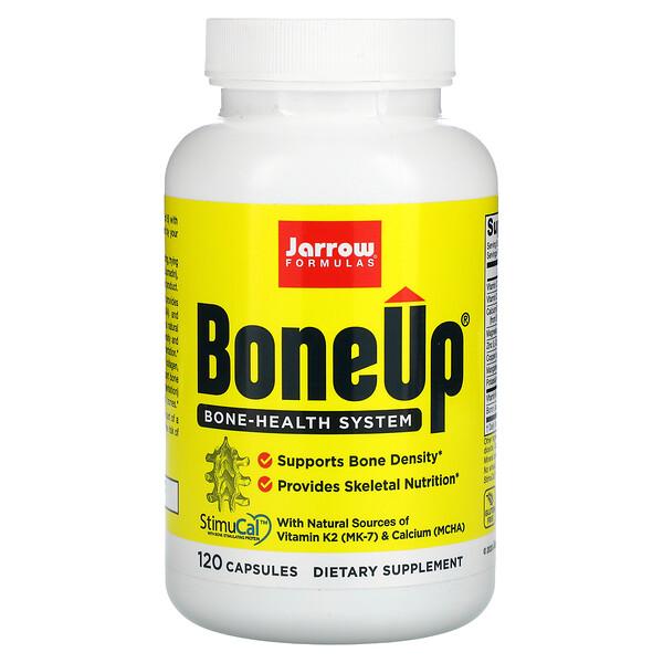 Jarrow Formulas, Bone-Up, 120cápsulas