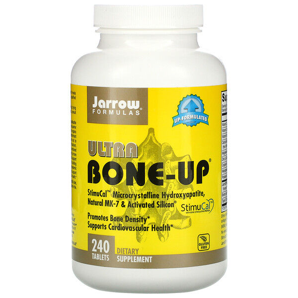 Ultra Bone-Up, 240 Tablets
