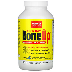 джэрроу формулас, Bone-Up, 180 Capsules отзывы покупателей
