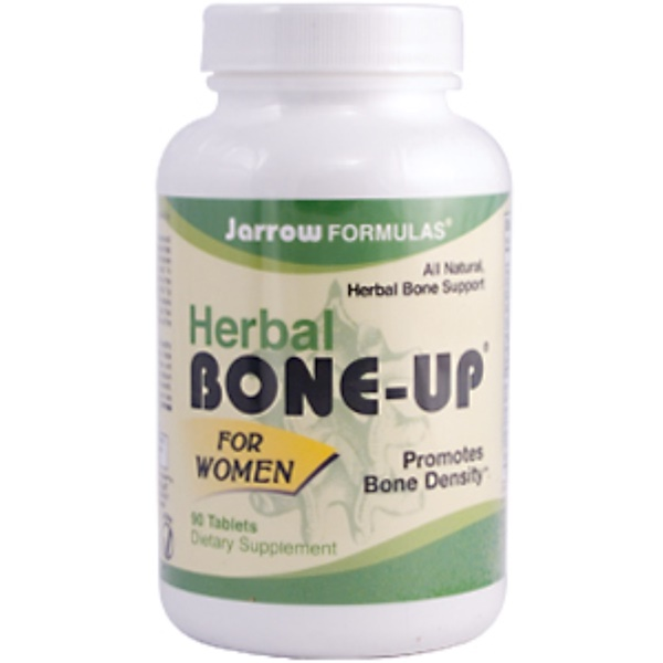 Jarrow Formulas, Herbal Bone-Up, For Women, 90 Tablets (Discontinued Item)