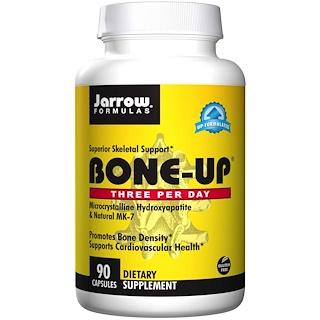 Jarrow Formulas, Bone-Up, Three Per Day, 90 Capsules