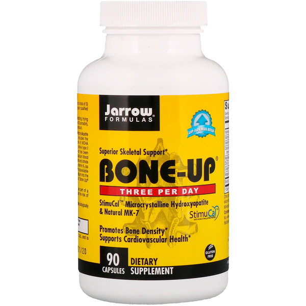 Jarrow Formulas, Bone-Up, 90 gélules