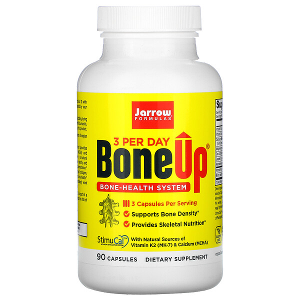 Bone-Up, Three Per Day, 90 Capsules