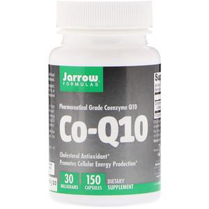 джэрроу формулас, Co-Q10, 30 mg, 150 Capsules отзывы
