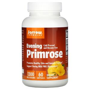 джэрроу формулас, Evening Primrose, 1300 mg, 60 Softgels отзывы покупателей