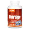 Jarrow Formulas, Borage, GLA-240, 1200 mg, 120 Softgels