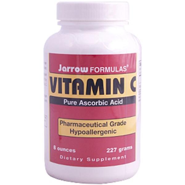 Jarrow Formulas, Vitamin C, 8 oz (227g) (Discontinued Item)