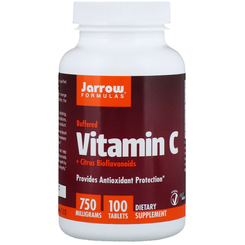 Vitamin C, 750 mg, 100  Tablets