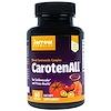 Jarrow Formulas, CarotenALL, 카로테노이드 복합체 혼합물, 소프트 젤 60 정