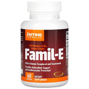 джэрроу формулас, Famil-E, 60 Softgels отзывы покупателей