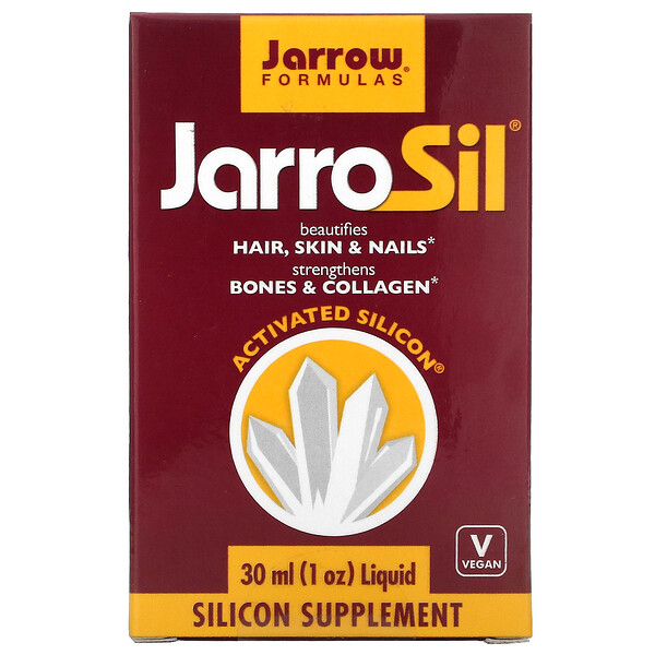 JarroSil, Activated Silicon, 1 oz (30 ml)